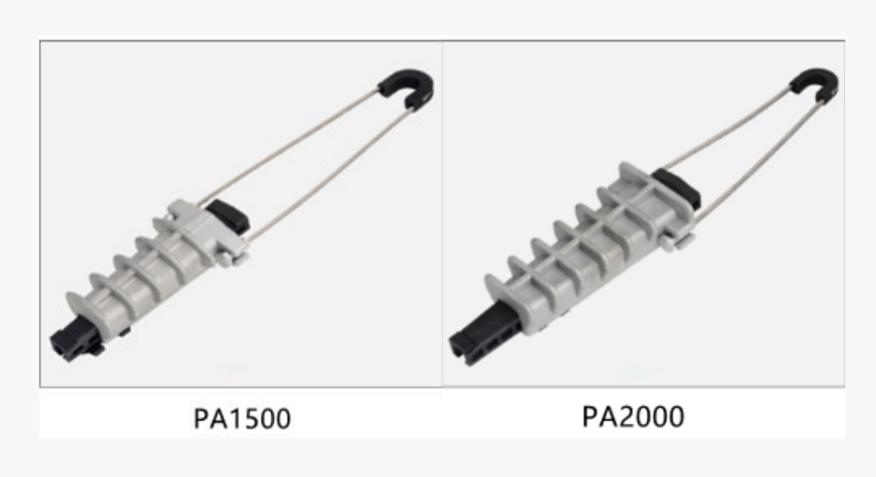 Aluminium anchoring clampPA-1500-200002