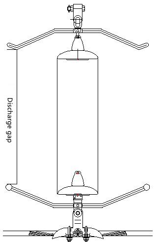 Arcing Horn ZHJ (1)