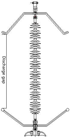 Arcing Horn ZHJ (2)
